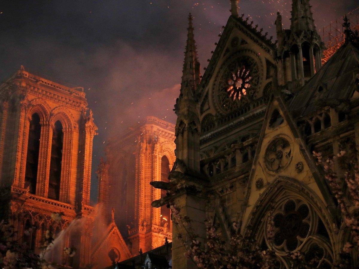 Je Suis Notre Dame: собор Парижской Богоматери не сохранили, но спасли