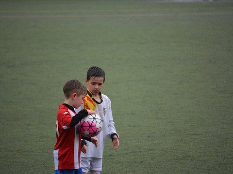 Драма дня: подростку не нашли носки его размера и запретили играть в футбол