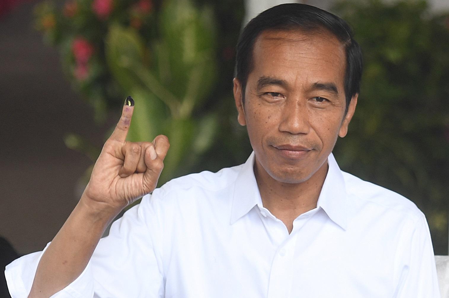 Президент Индонезии Йоко Видодо