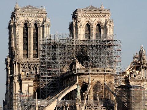 Создатели игры Assassin's Creed выделят 500 тыс евро на реконструкцию Нотр-Дама