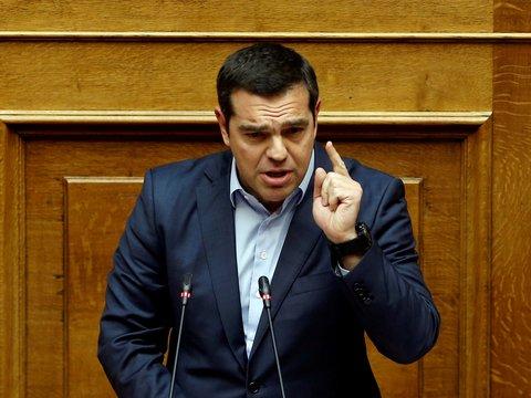 Греция опять требует денег — на этот раз 270 млрд € за ущерб в II Мировой