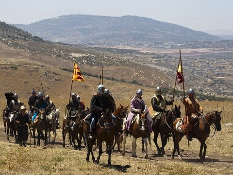 Учёные проверили ДНК крестоносцев: они были не такими уж и европейцами
