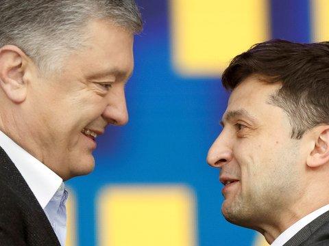 Вместо КВН — час политинформации. Как прошли дебаты на киевском стадионе?