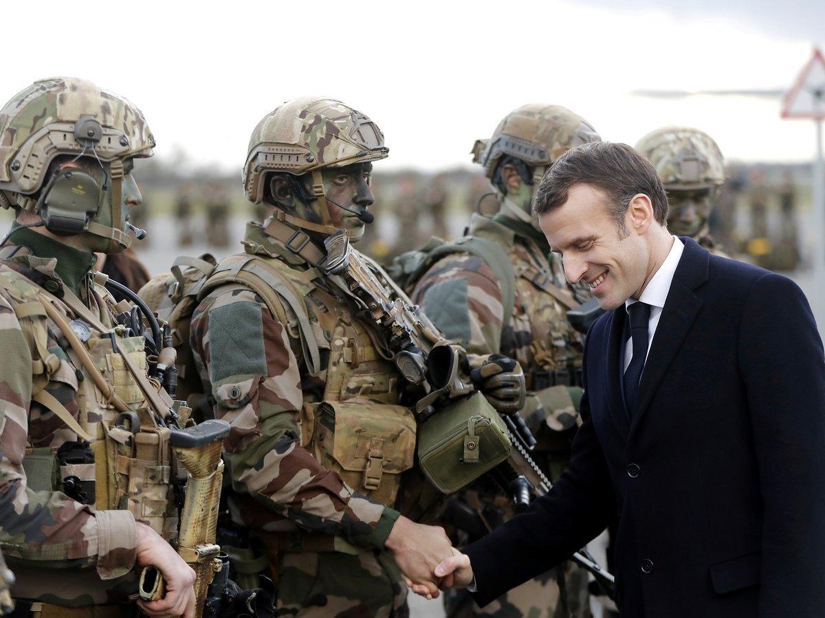 В Йемене воюют французским оружием, но правительство Франции всё отрицает