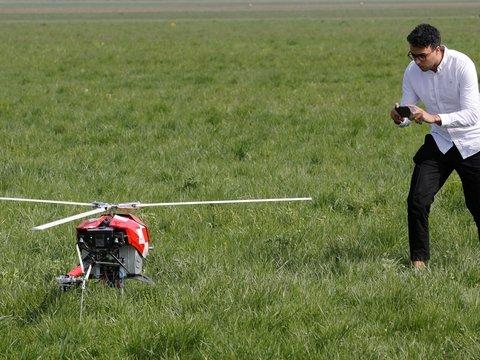 Дроны Google в США признали частью авиации: они будут доставлять лекарства и еду