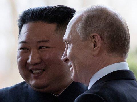 Трампу назло: Ким Чен Ын встретился с Владимиром Путиным (фото)