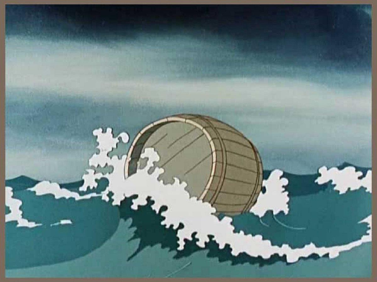 Пенсионер из Франции пересёк Атлантику в бочке, плывя по течению