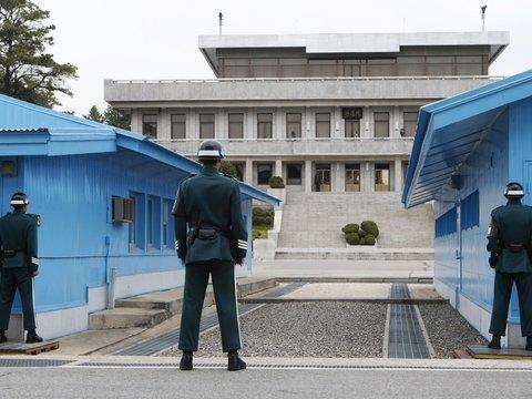 Туристам разрешили прогулки у демилитаризованной зоны Корейского полуострова