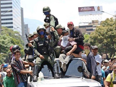 Новый акт венесуэльской постановки: что будет с президентом Мадуро и страной?