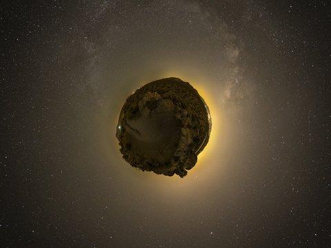 Скажем привет богу смерти! — В 2029 году Земля встретит астероид Апофис