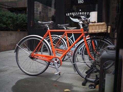 В Голландии под колёсами велосипедов гибнет больше людей, чем в автоавариях