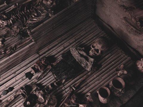 """""""Британскую гробницу Тутанхамона"""" нашли на обочине дороги возле местного паба"""