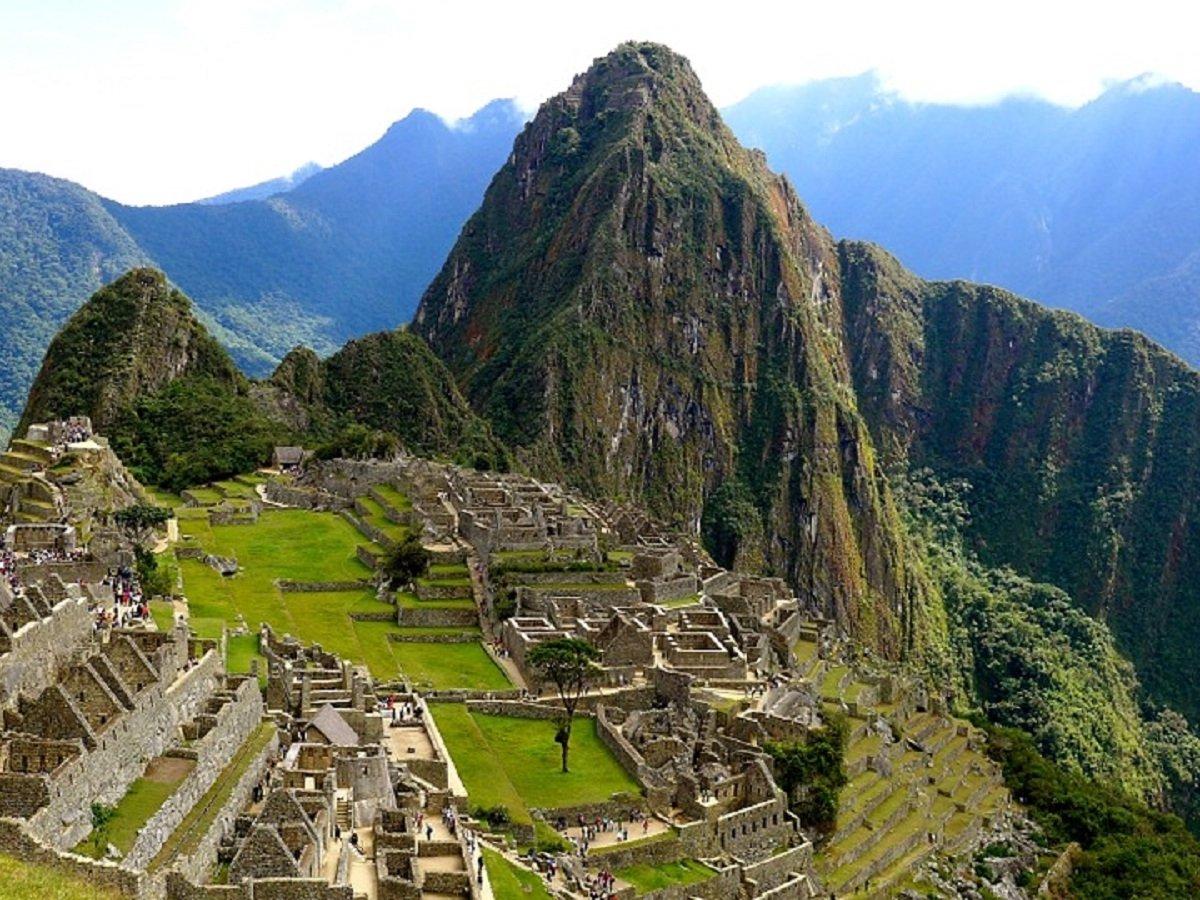 Около Мачу-Пикчу строят аэропорт. Древние руины под угрозой разрушения