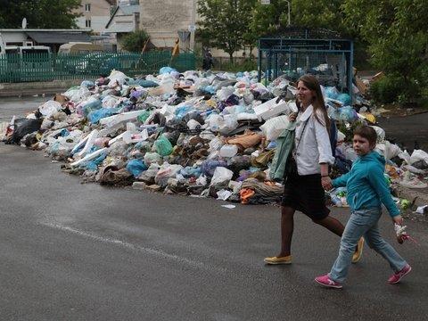 А вам мусор не завезли? — Как протесты в Архангельске прикрыли мусорный полигон