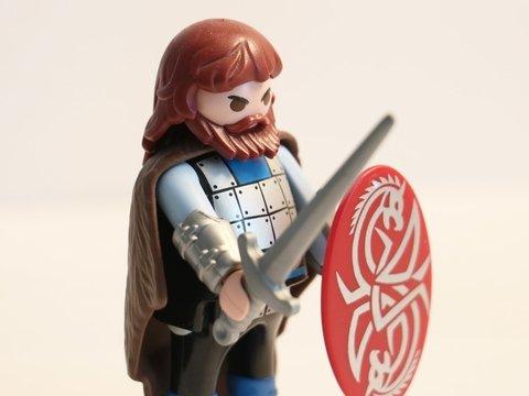 Кельты умели делать хорошее оружие: в Англии нашли щит, которому 2 000 лет