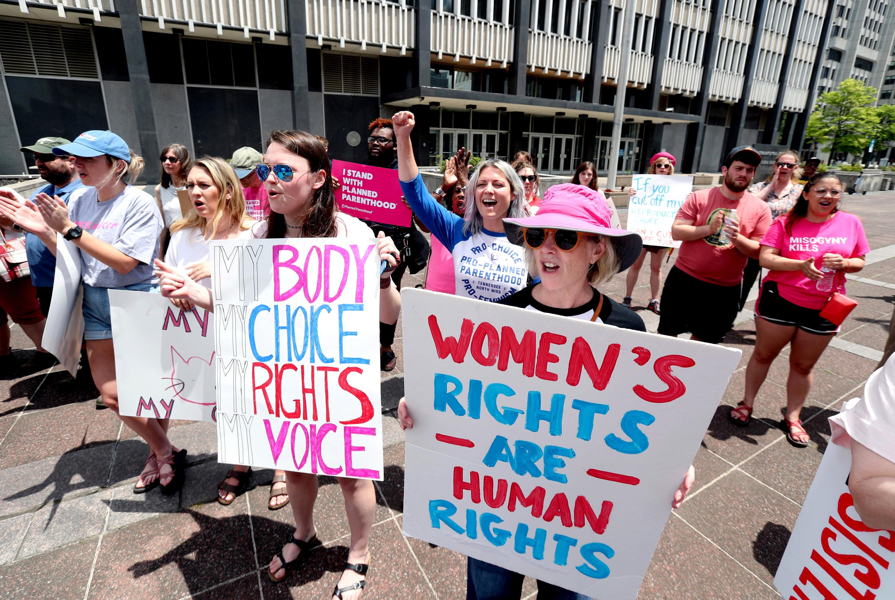"""""""Права женщин — это права людей"""""""