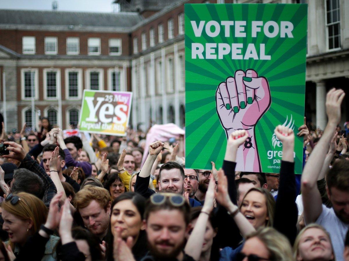 Не грех, а преступление — 2: как Ирландия выиграла бой за аборт, а Польша — нет