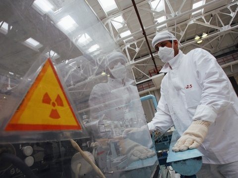 Что происходит с радиоактивными отходами в России?