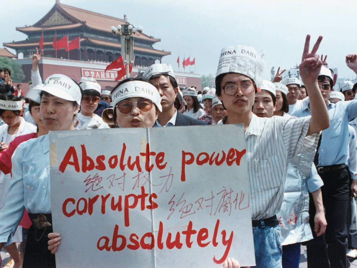 Демократия под запретом: почему в Китае нельзя вспоминать восстание Тяньаньмэнь?