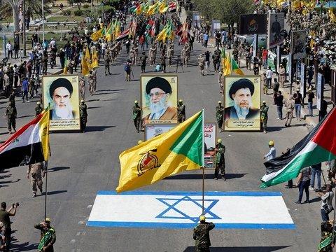 В Иране митингуют за Палестину и жгут чучело Трампа. Что за праздник такой?