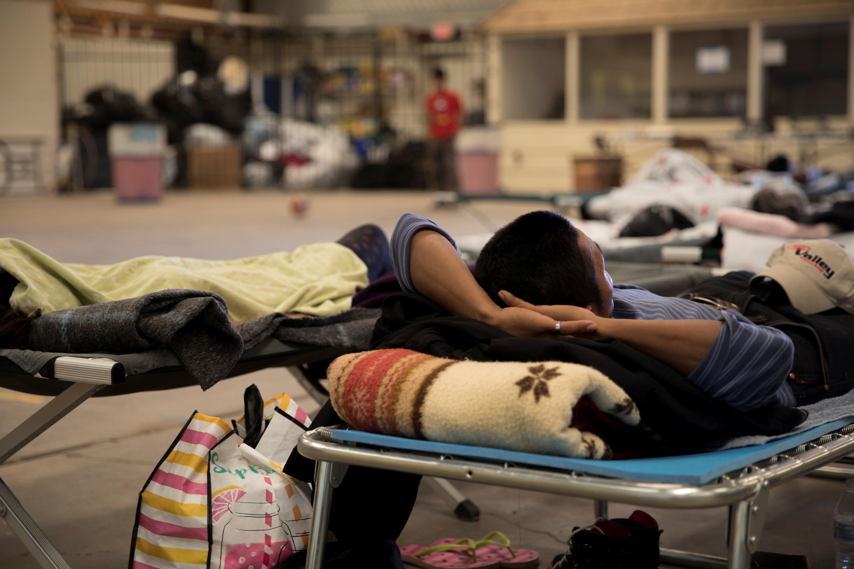 "Мигранты из ""каравана"" в Мексике"