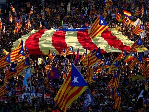 Каталонских сепаратистов судили 4 месяца, но они так и не захотели раскаяться