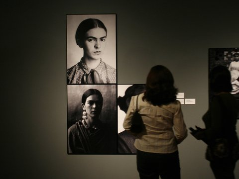 В Мексике нашли первую и единственную запись голоса Фриды Кало (но это не точно)