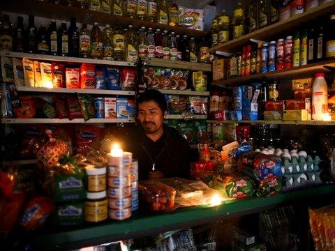 Да будет тьма! — Аргентина, Парагвай и Уругвай остались без света (фото, видео)