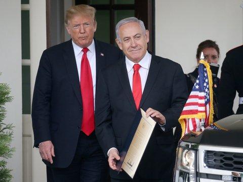 В Израиле поселение назвали в честь Трампа. Трамп доволен, но, возможно, зря