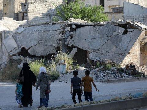 ООН говорит, что Идлибу грозит гуманитарная катастрофа. И Россия должна помочь