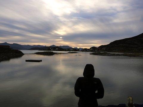 Крошечный остров в Норвегии хочет отменить время