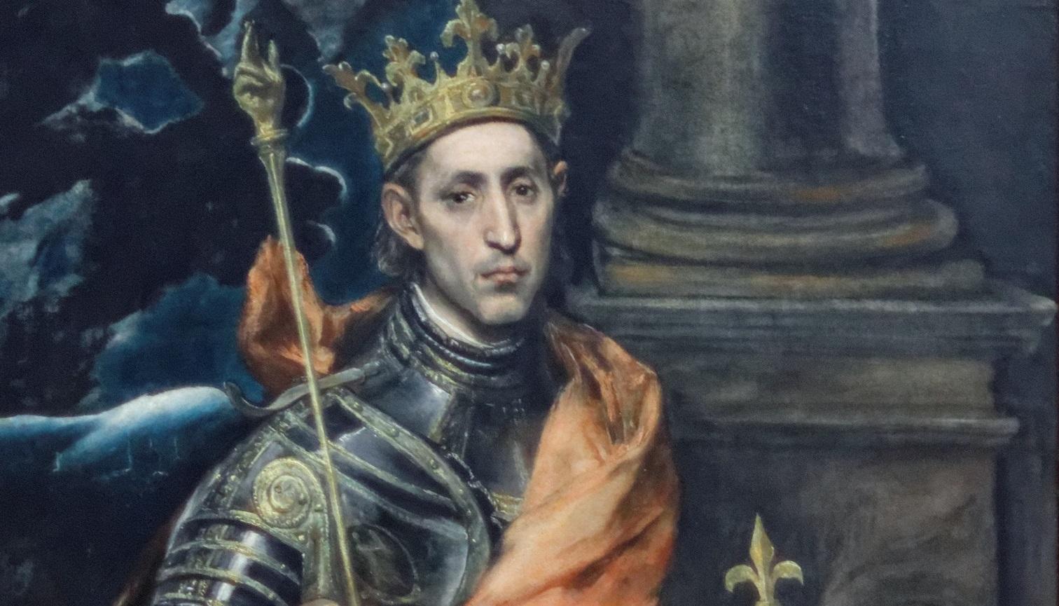 Людовик IX