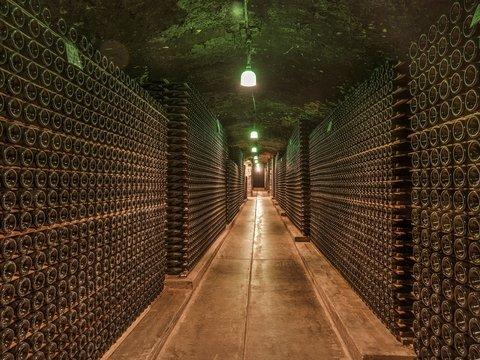 В Париже воры вынесли из мишленовского ресторана не деньги, а 150 бутылок вина