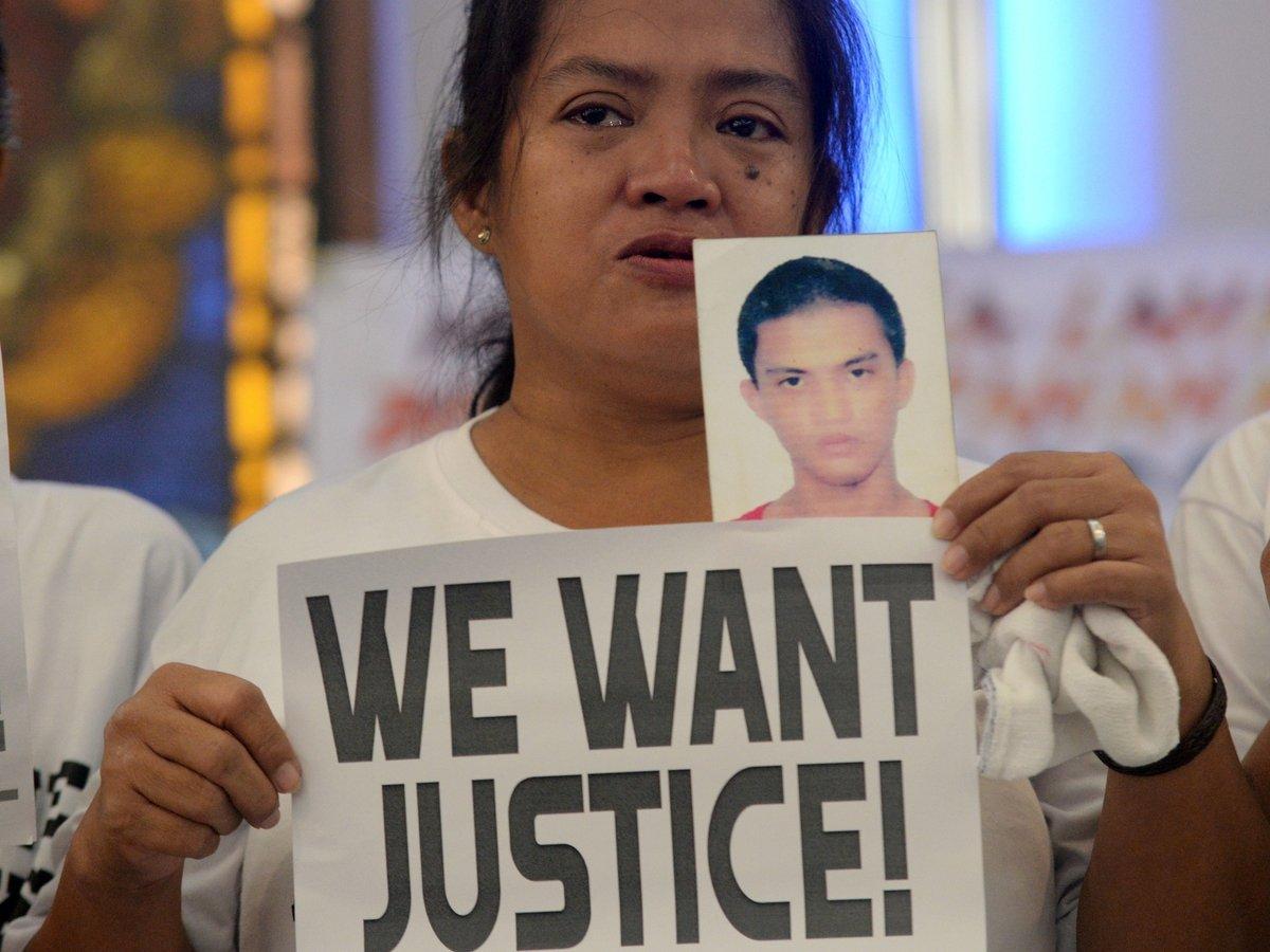 """""""Война с наркотиками"""" на Филиппинах — это массовое убийство. Нужна помощь ООН"""