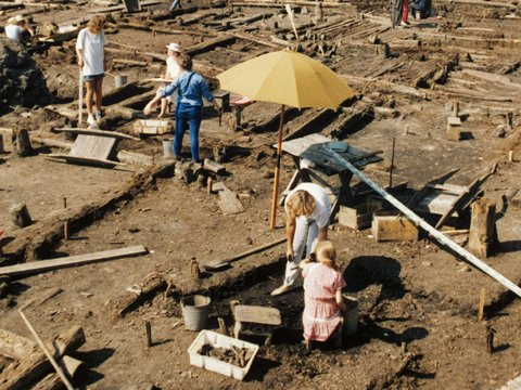 Археологи нашли древний библейский город (видео)