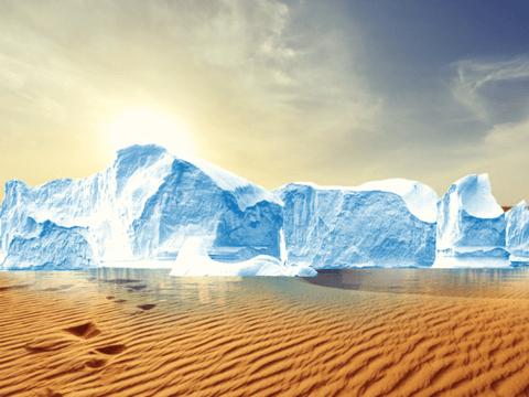 Арабский миллионер отбуксирует целый айсберг в ОАЭ — это спасёт страну от засухи