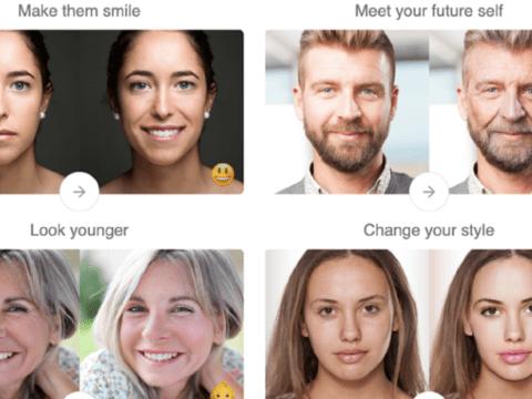 Вирусное приложение FaceApp старит пользователей — и ворует их данные