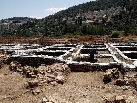 Под Иерусалимом нашли древний город. Раньше думали, что там никто не жил (фото)