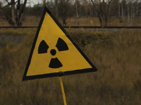 Greenpeace запретили подходить к ядерным отходам из-за активистов-вандалов