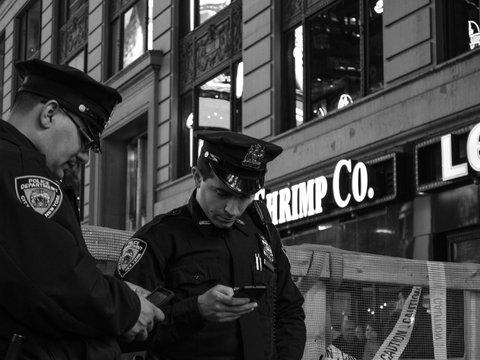 В США полиция попросила граждан воздержаться от преступлений в жару