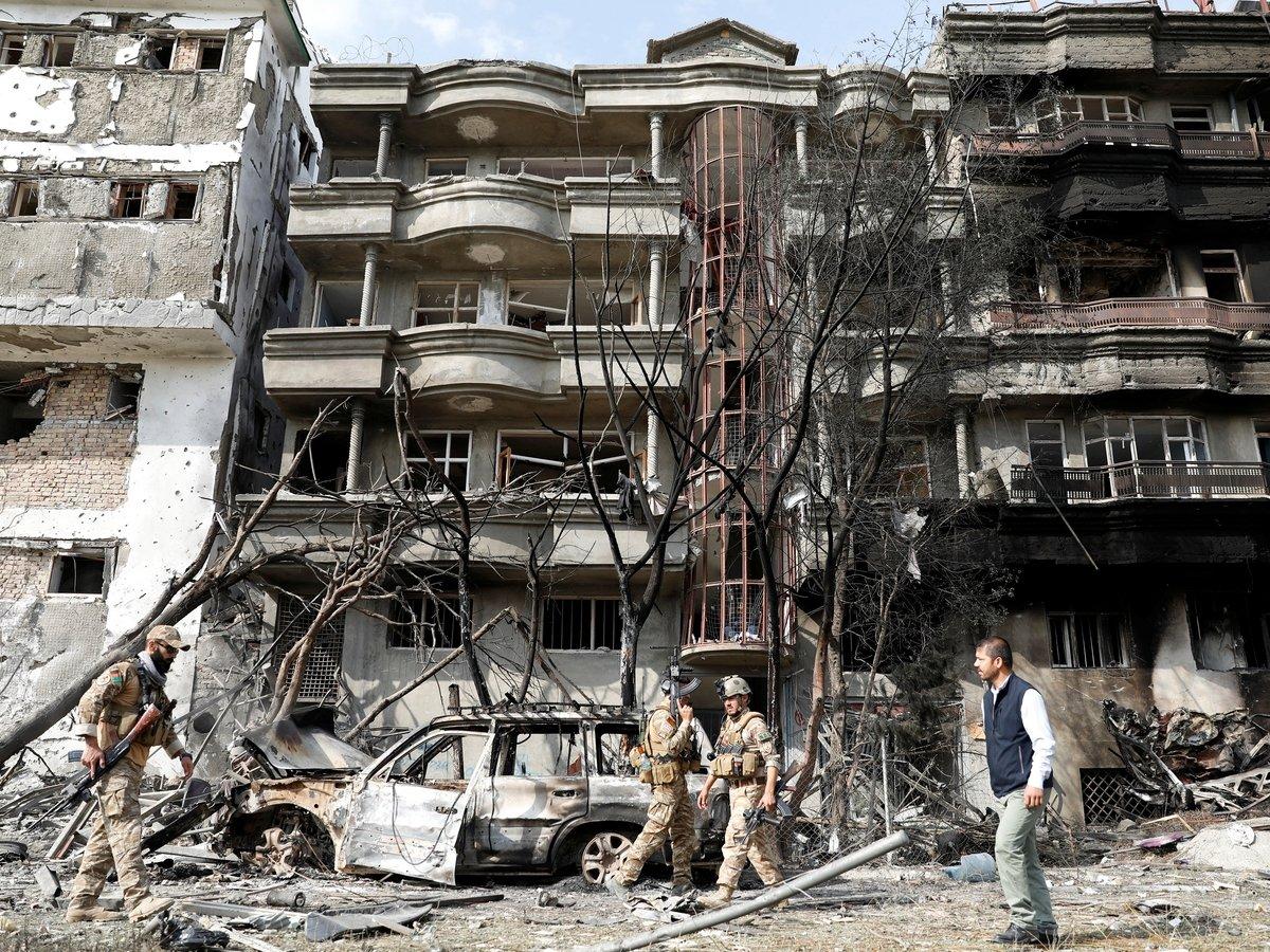 Предвыборная кампания в Афганистане началась с теракта. Погибли 20 человек
