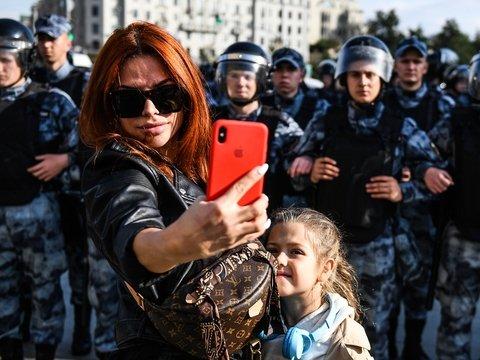 Как прошла вторая волна несогласованных протестов в Москве? (видео)
