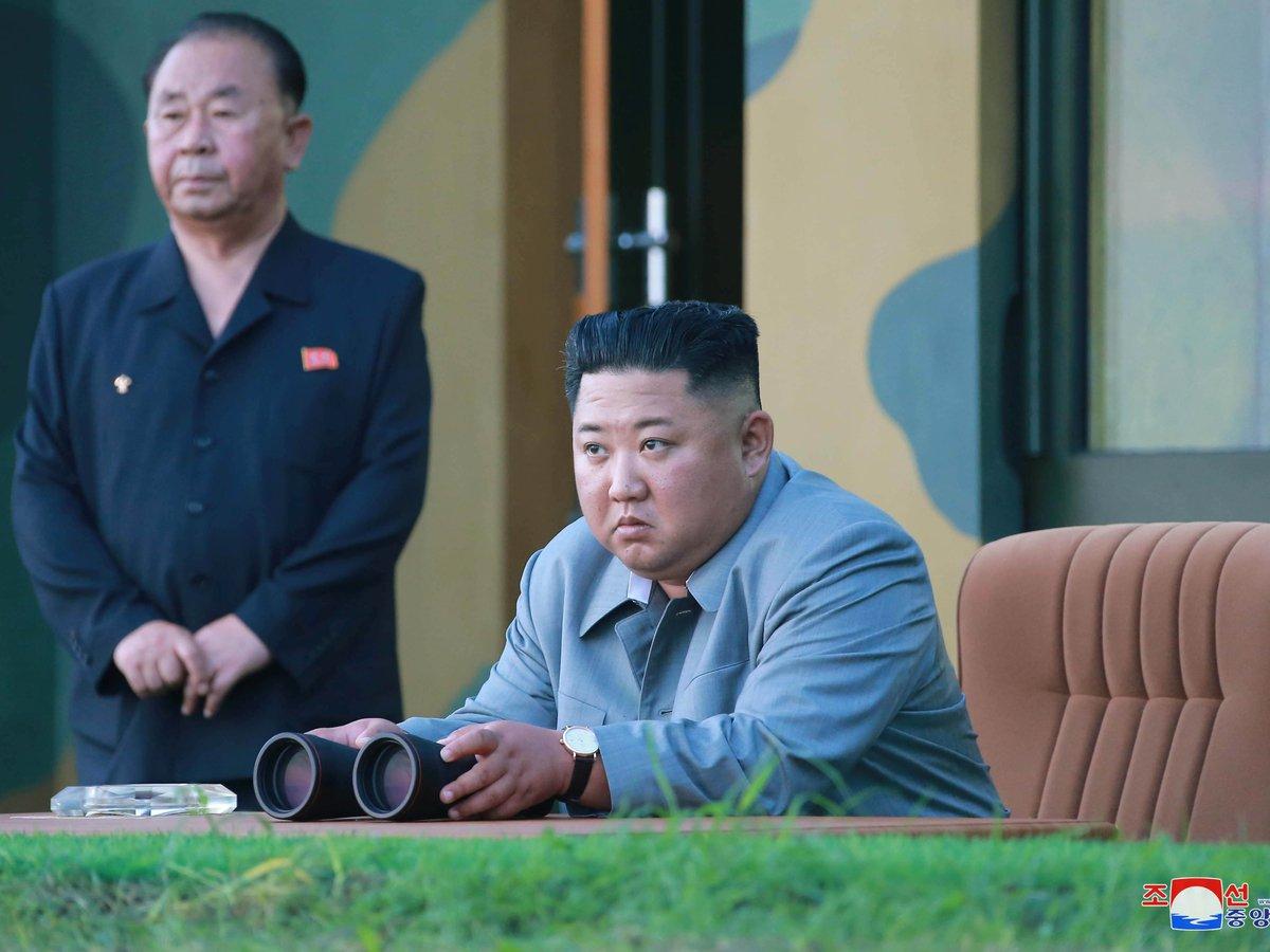 Капитан Ким Чен Ын: КНДР украла у Запада $2 млрд и пустила всё на ракеты