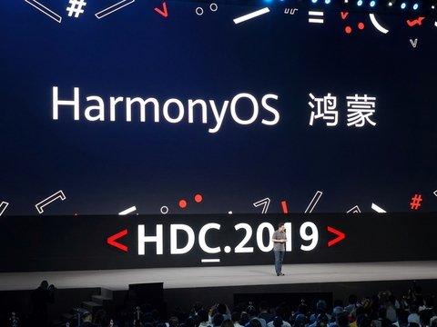 Китайцы выпустили свою операционную систему на замену Android