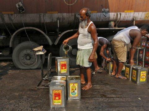 Индийские авто будут ездить на биодизеле из переработанного растительного масла