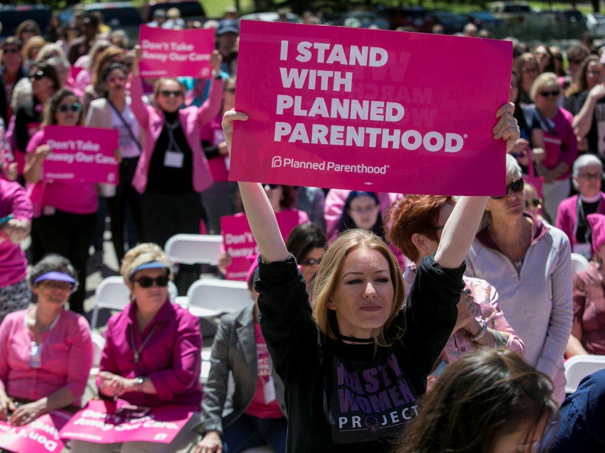 Федеральный суд США заблокировал закон о запрете любых абортов в Миссури
