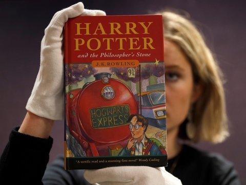 Гарри Поттер и библиотека католической школы, из которой его выкинули
