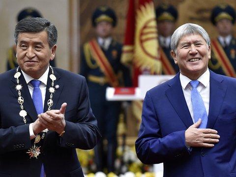 Гайд по политикам Киргизии для тех, кто не знает, что в Киргизии есть политика