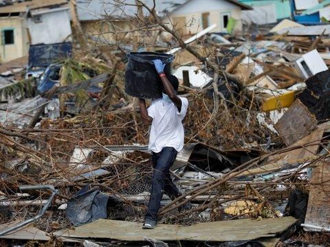 7 млн человек вынуждены были покинуть свой дом — их выгнала не война, а природа