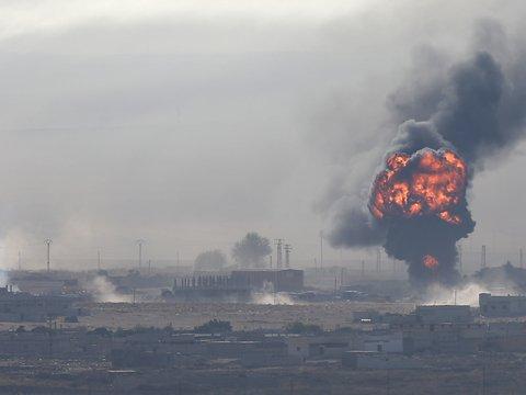 """""""Граница в огне"""": Турция продолжает бои в Сирии, и даже санкции её не остановят"""